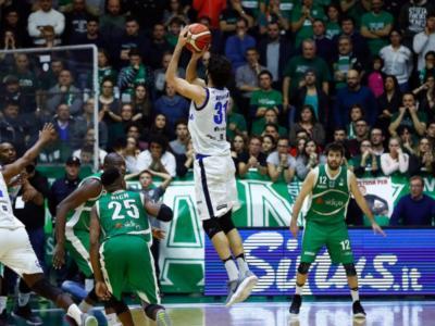 Basket, Serie A 2018: i migliori italiani della 17a giornata. Michele Vitali decisivo, Pietro Aradori leader. Raphael Gaspardo ancora protagonista
