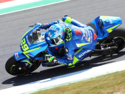 MotoGP, Test Losail 2018: analisi seconda giornata. Andrea Iannone vola con la Suzuki, Ducati e Honda lavorano sull'aerodinamica, ancora indietro la Yamaha in crisi di gomme