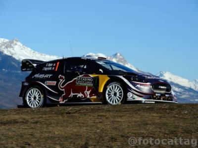 Rally Messico 2019: Sebastien Ogier conserva il primato ad una giornata dalla fine, Evans e Tanak i primi inseguitori