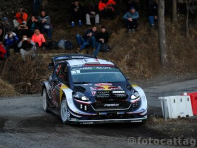Rally Messico 2019: Sebastien Ogier al comando dopo la prima giornata su Evans e Meeke, attardati Tanak e Neuville