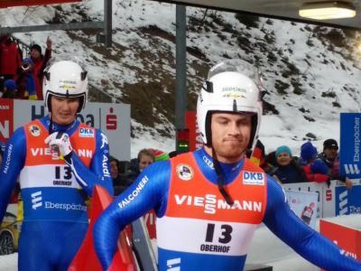 Slittino, Coppa del Mondo Koenigssee 2019: show di Eggert/Benecken, sesti Rieder/Rastner