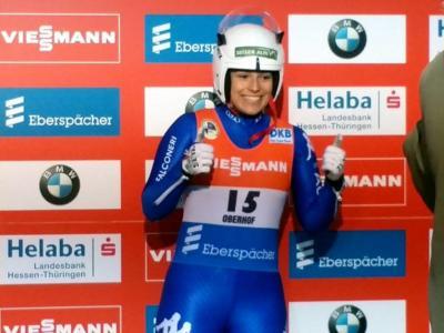 Slittino: a Sigulda arriva il podio storico per Sandra Robatscher. Stop preucazionale per Dominik Fischnaller
