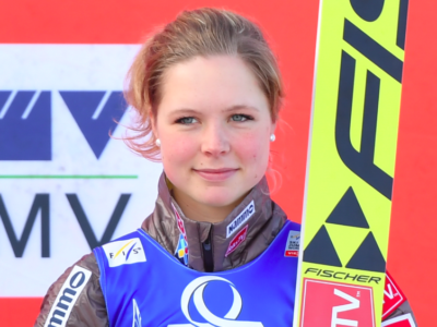 Salto femminile, Olimpiadi Invernali PyeongChang 2018: Maren Lundby vince per distacco davanti a Katharina Althaus e Sara Takanashi