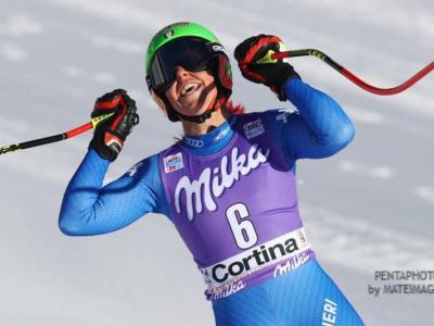 Sci alpino: Johanna Schnarf si aggrega nuovamente alla squadra polivalente femminile