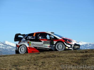 Rally Portogallo 2019: Ott Tanak chiude al comando la prima giornata, attardati Neuville e Ogier