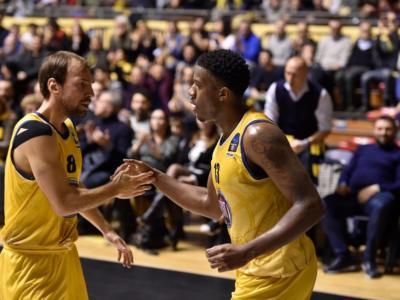 Basket, Eurocup 2018: sconfitta amara per Trento. Torino vince ed è in piena corsa per la qualificazione