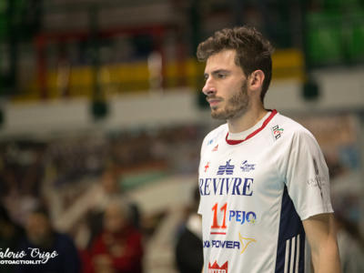 Volley, Matteo Piano ha riportato una lesione al crociato: stagione finita?