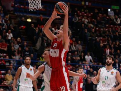 Basket, Eurolega 2018: Stella Rossa-Milano. Programma, orari e tv. Come vederla in Diretta Streaming
