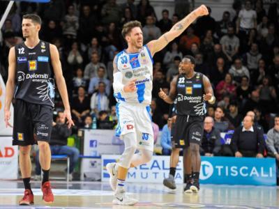 Basket, Serie A 2018: i migliori italiani della 14a giornata. Doppia doppia Polonara, Fontecchio rinasce a Cremona, Della Valle e Gentile top scorer sconfitti