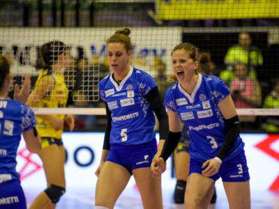 Volley femminile, Bergamo è salva! La Zanetti Formaggi subentra a Foppapedretti, si giocherà in Serie A1