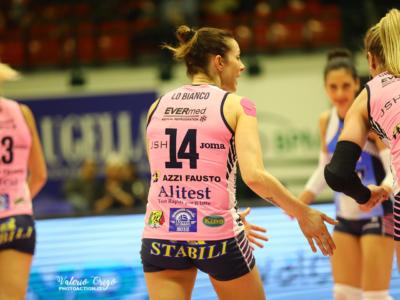 Volley femminile, Serie A1 2018 – 20^ giornata, le migliori italiane: Egonu caterpillar, Tirozzi capitana, Lo Bianco dà la salvezza