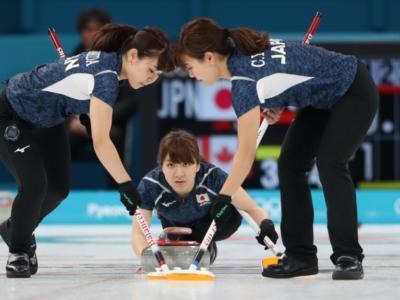 Curling femminile, Olimpiadi PyeongChang 2018: il Giappone supera la Gran Bretagna e conquista una storica medaglia di bronzo