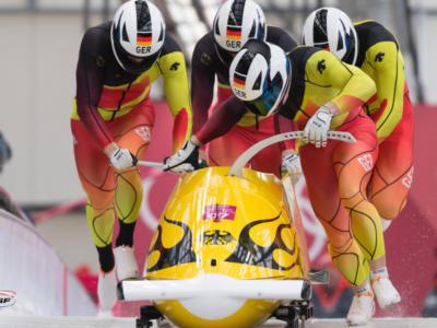 Bob a 4, Olimpiadi Invernali 2018:  Francesco Friedrich concede il bis ed è trionfo tedesco. Malissimo l'Italia
