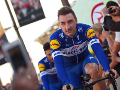 Dubai Tour 2018: Dylan Groenewegen vince la prima tappa, Elia Viviani terzo. Esordio di Vincenzo Nibali