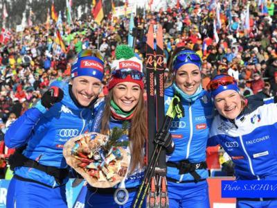 Biathlon: squadra A ed Elite in raduno ad Obertilliach (Austria), inizia ad Anterselva la preparazione di juniores e giovani