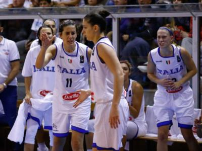 Basket femminile, Qualificazioni Europei 2019: tutto facile per l'Italia! Macedonia schiantata 93-33