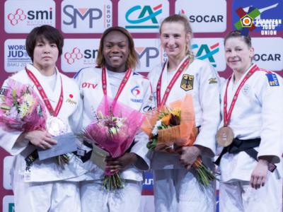Judo, Grand Slam Parigi 2018: Clarisse Agbegnenou trionfa in casa, due ori giapponesi. Fabio Basile subito out nella categoria di Akil Gjakova