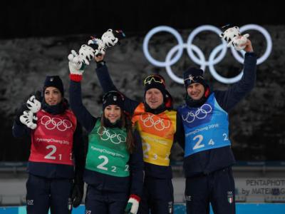 Biathlon, Olimpiadi PyeongChang 2018: bilancio positivo per l'Italia. Due medaglie preziose, ma qualche rammarico