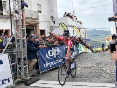 Ruta del Sol 2018: David De La Cruz vince la crono finale, classifica generale a Tim Wellens