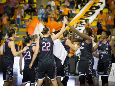 Basket femminile, Serie A1 2018: Schio vince agevolmente gara-1 di semifinale contro Napoli