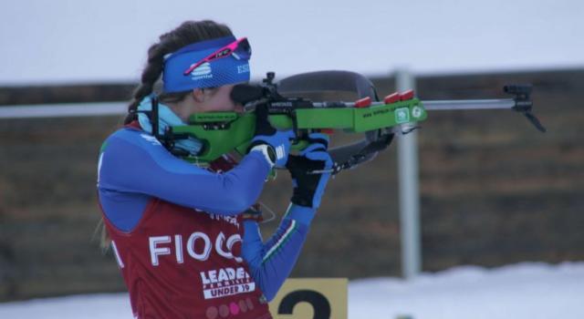 Biathlon, Mondiali Youth 2021: la 10 km individuale femminile va alla francese Jeanne Richard. Nona Martina Trabucchi