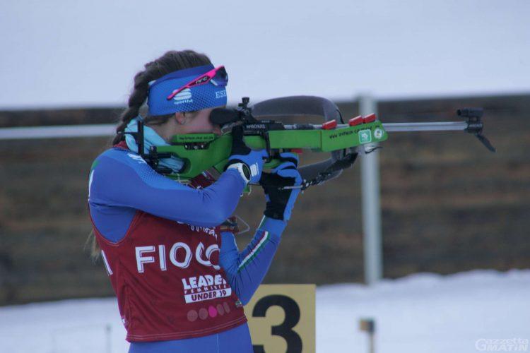 Biathlon, IBU Cup Arber II 2021: nella short individual femminile bene Beatrice Trabucchi
