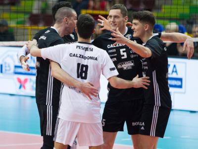 Volley, Playoff Scudetto – Quarti di finale, Trento e Verona vanno alla bella! La Calzedonia vince gara2 in casa