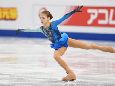 Pattinaggio artistico, Mondiali junior 2018: Alexandra Trusova  con due quadrupli domina il singolo femminile. Bellissimo risultato per Lucrezia Beccari