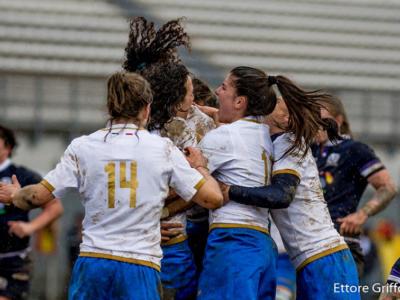 Rugby femminile, Sei Nazioni 2019: confermata la squadra azzurra per la sfida con il Galles