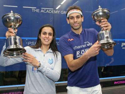 Squash: nuovo trionfo egiziano al Windy City Open 2018