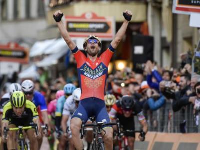 LIVE Ciclismo, Campionati Italiani 2018 in DIRETTA: ELIA VIVIANI E' MAGLIA TRICOLORE! Battuti in volata Visconti e Pozzovivo