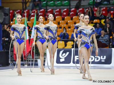 Ginnastica, Europei 2018: ITALIA CELESTIALE! Volo d'argento delle Farfalle, che graffio da tigri! Vince la solita Russia