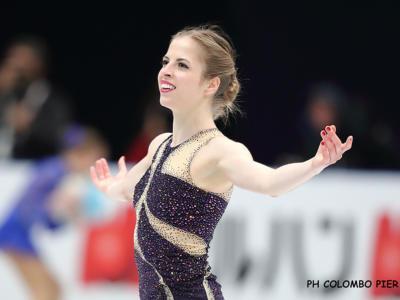 """Carolina Kostner: """"Pechino 2022? Ci sto pensando. Ho sempre inseguito l'arte. Lori Nichol una maestra spirituale"""""""