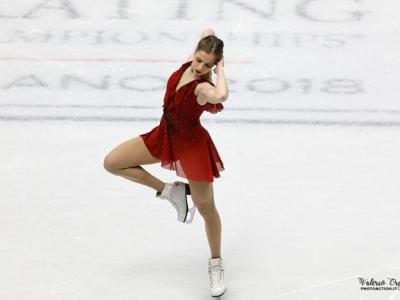 Pattinaggio artistico, Carolina Kostner oggi in Diretta Streaming sulla pagina FB di OA Sport: orario e programma