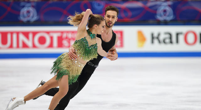 Pattinaggio artistico, Mondiali Milano 2018: Gabriella Papadakis e Guillaume Cizeron verso il trionfo, Anna Cappellini e Luca Lanotte sognano il podio