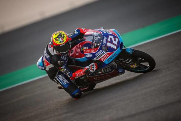 Moto3 Austin Prove 1: Guizzo finale di Jorge Martin, seguono gli italiani