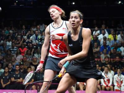 Squash, Commonwealth Games 2018: titoli individuali a James Willstrop e Joelle King