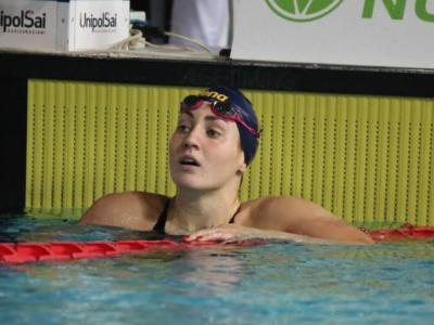 """Nuoto, Carlotta Zofkova: """"A Tokyo 2021 voglio una finale! Il Settecolli vi stupirà, qualcuno farà bene da subito"""""""