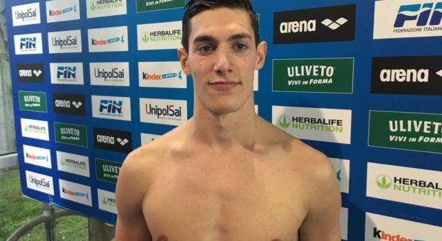 Nuoto, Andrea Vergani ci prova: cambio tecnico a meno di un anno da Tokyo