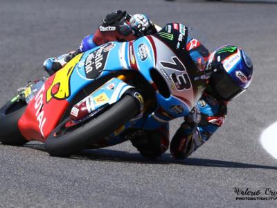 Moto2, GP Spagna 2018: prove libere 2. Alex Marquez davanti a tutti a Jerez. Lorenzo Baldassarri secondo, Francesco Bagnaia quinto