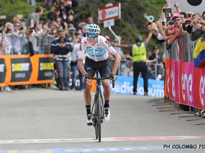 Tutti i valori e i dati fisici di Chris Froome: come ha vinto il Giro d'Italia? Il report del Team Sky tra alimentazione, potenza, battiti cardiaci