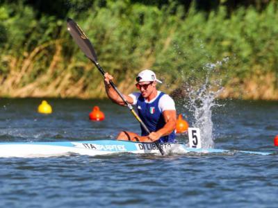 Canoa velocità, Andrea Di Liberto ciclone a Szeged! Trionfo maestoso nel K1 200 metri in Coppa del Mondo!