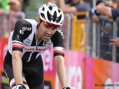 """Tour de France 2018, la polemica di Tom Dumoulin: """"Roglic aiutato da una moto in discesa, è uno schifo"""""""