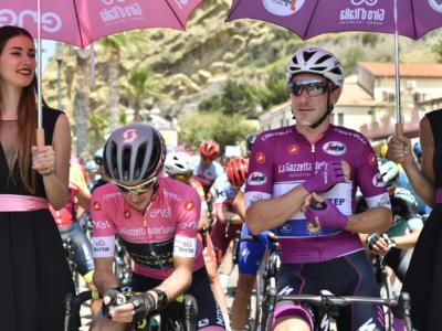 Giro d'Italia 2018, le pagelle della settima tappa: Elia Viviani interrompe la striscia vincente, Bennett perfetto