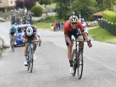 Binck Bank Tour 2018, Taco van der Hoorn vince la quarta tappa in fuga! Matej Mohoric nuovo leader