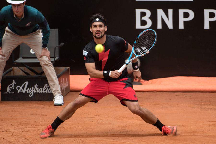Tennis: Fabio Fognini, ora la top-10 è più difficile. Decisivi Roma e ...
