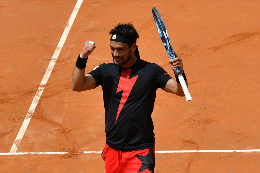 LIVE Fognini-Seppi, Roland Garros 2019 in DIRETTA: 6-3 6-0 3-6 6 ...