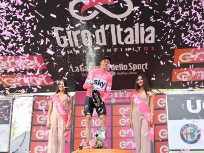 Giro d'Italia 2018: il miglior Chris Froome di sempre. Mai così forte nemmeno al Tour de France. Ora ha convinto tutti
