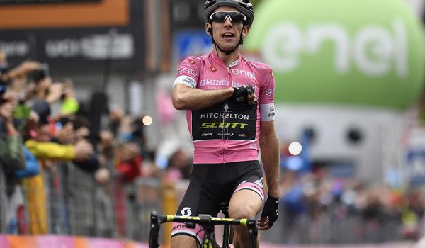Classifica Giro d'Italia 2018, sedicesima tappa: Yates mantiene la maglia rosa dopo la cronometro, Pozzovivo rafforza il terzo posto!