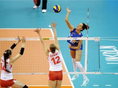 """Volley, Anastasia Guerra: """"Ritornare in campo è stata una grande emozione, anche se sentivamo la mancanza del pubblico"""""""